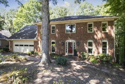 Roswell Single Family Home New: 4326 N Smoke Ridge Ct