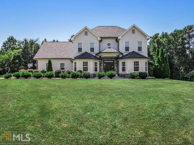 Flowery Branch Single Family Home New: 4728 Upper Berkshire Rd
