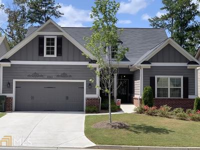 Kennesaw Single Family Home New: 2243 Long Bow Chase