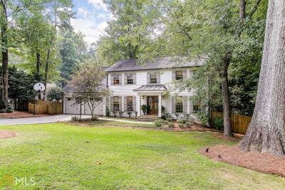 Marietta Single Family Home New: 5074 Riverhill Rd