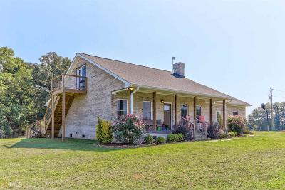 Hart County Single Family Home New: 2027 Goldmine Holly Springs Rd