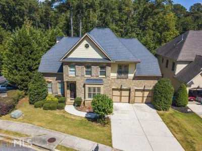 Roswell Single Family Home New: 170 Lullwater Ct