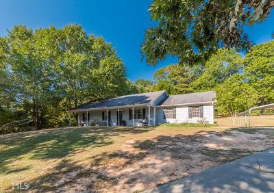 Loganville Single Family Home New: 2980 Green Rd