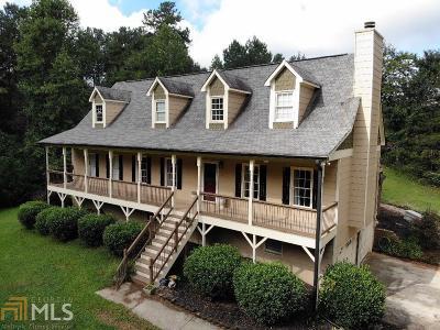 Paulding County Single Family Home New: 68 Summer Glen Ct