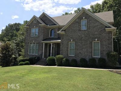 Henry County Single Family Home New: 123 Chapel Ridge Dr #120