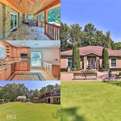 Roswell Single Family Home New: 11011 The Dock