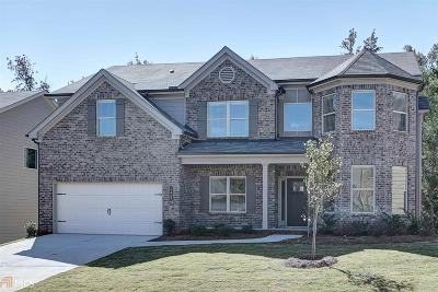 Buford Single Family Home New: 4258 Two Bridge Dr #105