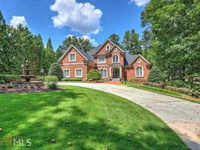 Cobb County Single Family Home New: 4785 Crest Park Ln