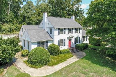 Elberton GA Single Family Home New: $345,000