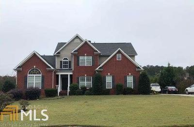 Fayetteville Single Family Home New: 205 Hedgerow Trl