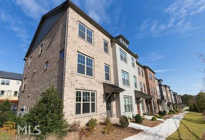 Roswell Condo/Townhouse New: 10112 Windalier #115