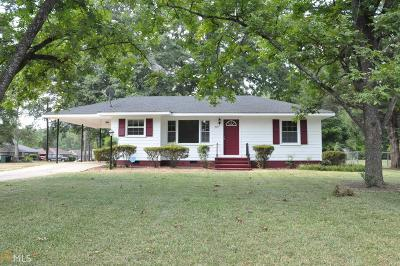 Griffin Single Family Home New: 309 Cherokee Cir