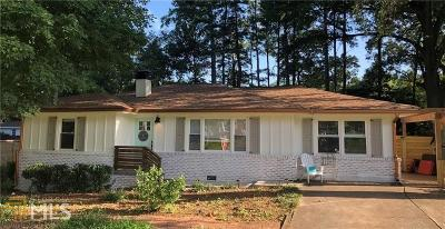 Smyrna Single Family Home New: 1251 Cliffwood Dr