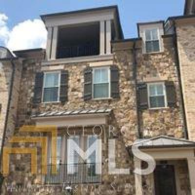Vinings Condo/Townhouse New: 3854 Paces Lookout Dr
