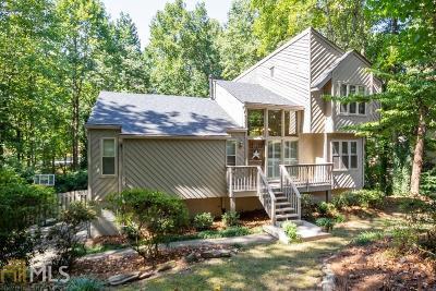Smyrna Single Family Home New: 1775 Cedar Ridge Ct