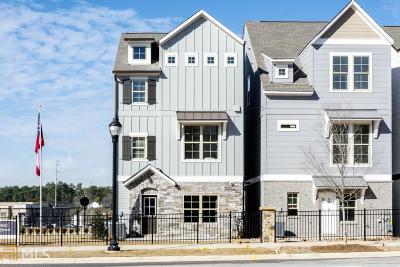 Smyrna Single Family Home New: 117 Bastille Way