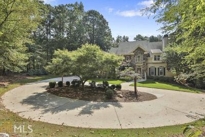 Single Family Home New: 334 N Peachtree Pkwy