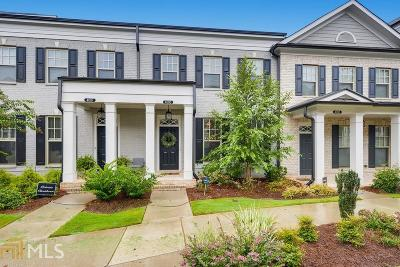 Roswell Condo/Townhouse New: 4005 Vickery Glen