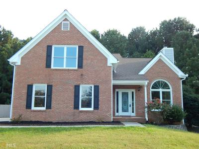 Loganville Single Family Home New: 1545 Rose Pointe Dr