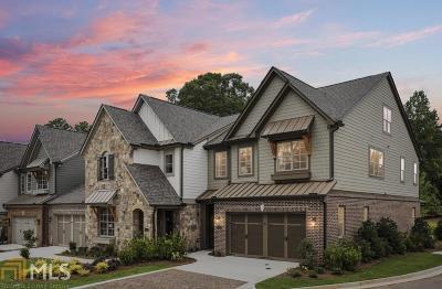 Cobb County Condo/Townhouse New: 4145 Avid Park #17