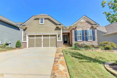 Hoschton Single Family Home New: 6759 Black Fox Dr