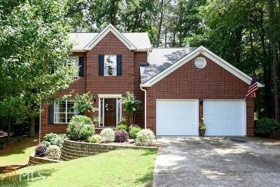 Alpharetta Single Family Home New: 12245 Greenmont Walk