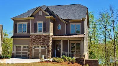Flowery Branch Single Family Home New: 7216 Paddlewheel Ct