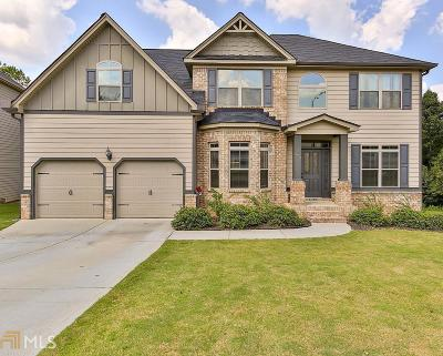 Paulding County Single Family Home New: 529 Red Fox Dr
