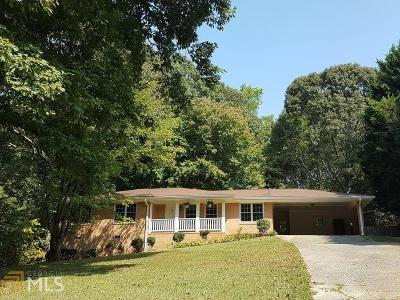 Mableton Single Family Home New: 620 Boggs Rd