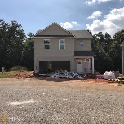 Habersham County Single Family Home New: 188 Sugar Creek Dr