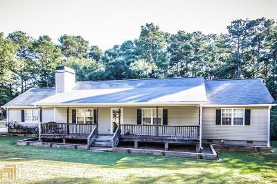 Covington Single Family Home New: 312 Hightower Ridge Rd
