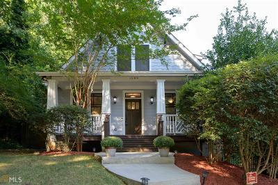Decatur Single Family Home New: 1589 Delano Dr