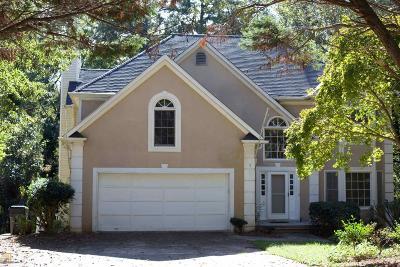 Fayetteville Single Family Home New: 105 Ridgemont Dr
