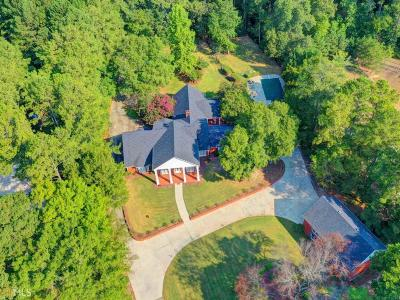 Snellville Single Family Home New: 2461 Temple Johnson Rd