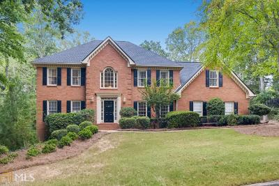 Roswell Single Family Home New: 2720 Misty Morning Ln