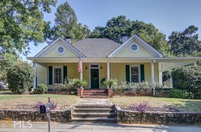 Covington Single Family Home New: 2193 Conyers St