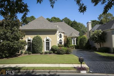 Alpharetta Single Family Home New: 1205 Greatwood Mnr