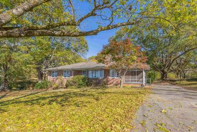 Stephens County Single Family Home New: 3409 Highway 17