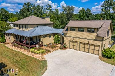 Cherokee County Single Family Home New: 469 Henderson Lake Dr