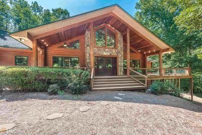 Newnan Single Family Home New: 25 Creekside Trl