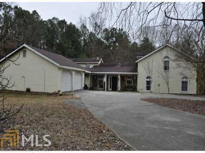 Single Family Home New: 2978 Hog Mountain Rd