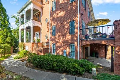 DeKalb County Condo/Townhouse New