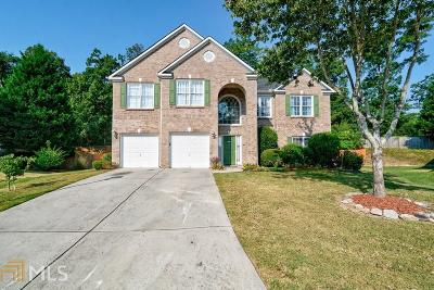 Grayson Single Family Home New: 393 Wheat Berry Ct