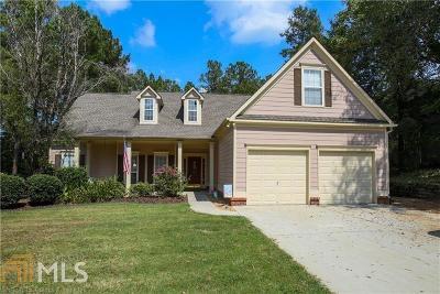 Acworth Single Family Home New: 422 Thunder Ridge Dr