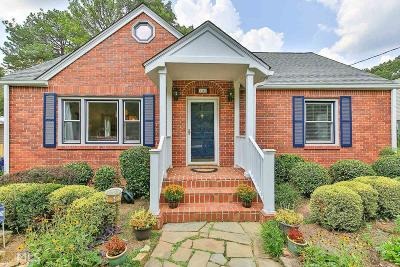 Decatur Single Family Home New: 1115 Walker Dr