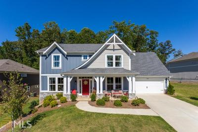 Braselton Single Family Home New: 1062 Liberty Park Dr