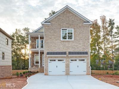 Marietta Single Family Home New: 913 Edmond Oaks Dr