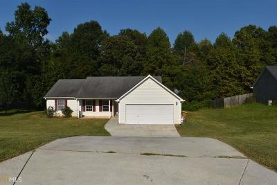 Winder Single Family Home New: 425 Southridge Rd