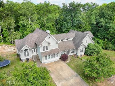 Stephens County Single Family Home New: 30 Princess Nancy Ln