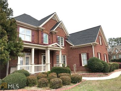 Grayson Single Family Home New: 1453 Amber Hill Ln